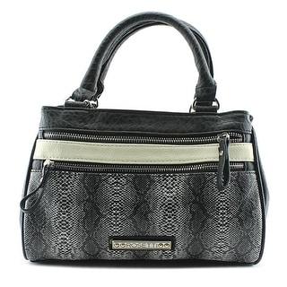 Rosetti Charlotte Grab Bag Satchel Women Synthetic Satchel - Black
