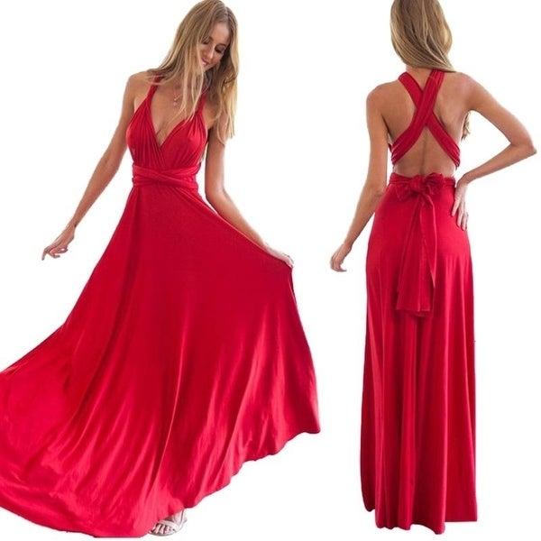 c3df51af6d Women Long Summer Dress 2017 Europe Style Boho Bohemian Dresses Robe Femme  Casual Bandage Evening Prom