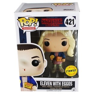 Stranger Things POP: Eleven w/ Eggos (Variant) - multi
