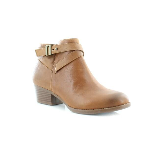 INC Herbii Women's Boots Caramel