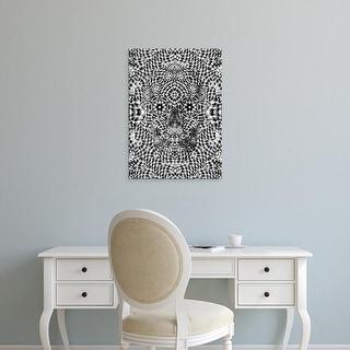 Easy Art Prints Ali Gulec's 'Skull VII' Premium Canvas Art