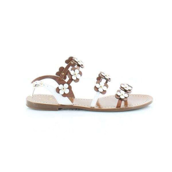 Kate Spade Colorado Women's Sandals & Flip Flops Luggage Vacchetta - 7.5