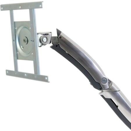 Ergotron - Ergotron Vesa Bracket Adaptor Kit.Allows A Vesa Mount With A 100 X 100 Mm Interf