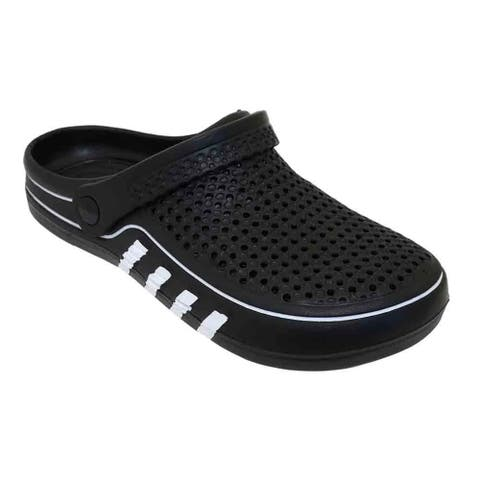 Vonmay Men's Clogs Shoes Summer Sandals Slide Lightweight Slippers Breathable Beach Garden Pool Nonslip