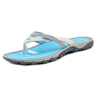 Merrell Enoki Flip Flop Women Open Toe Synthetic Flip Flop Sandal