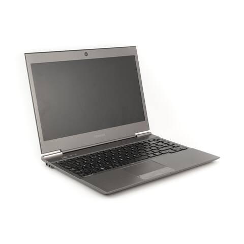 "Toshiba Portege Z830 11.6"" Laptop Intel Core I7-2677M 1.8G 4G RAM 480G SSD WIFI Windows 10 Home (Refurbished A Grade)"
