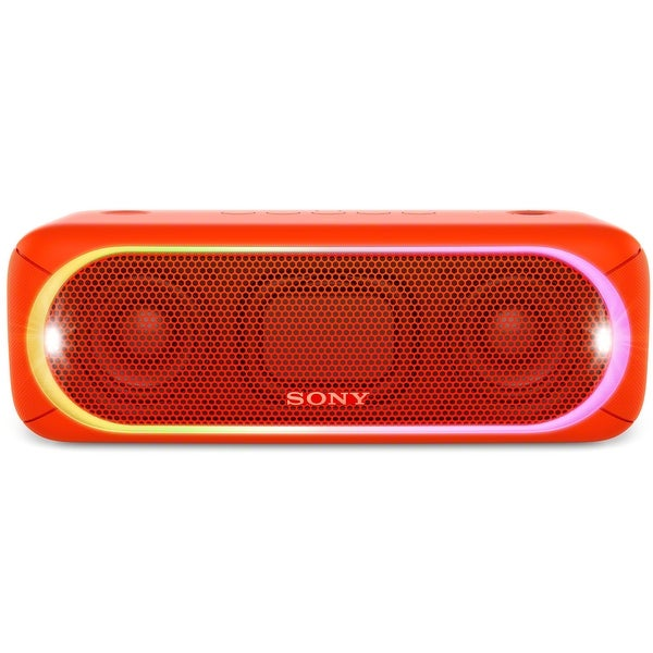 Sony SRS-XB30 Bluetooth Speaker (Red)