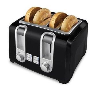 Applica - T4569b - Bd 4 Slice Toaster 4 Slot Blk