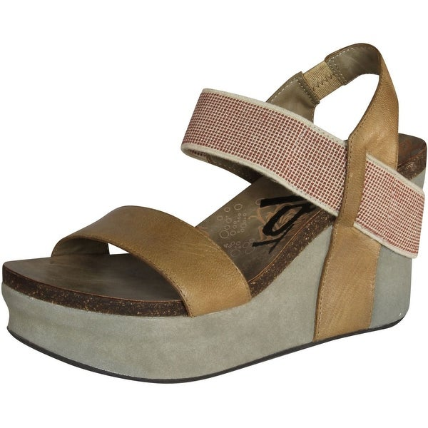 Otbt Womens Bushnell Fashion Wedge Sandals