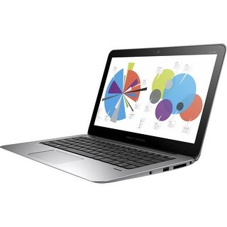 "HP EliteBook Folio 1020 G1 12.5"" Touchscreen LCD Notebook - Intel Core M 5Y71 Dual-core (2 Core) 1.20 GHz - 8 GB LPDDR3 - 256 GB"