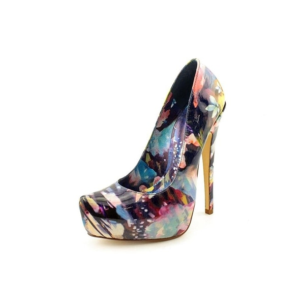 Truth or Dare by Madonna Women Desroches Platform Shoes - 7.5
