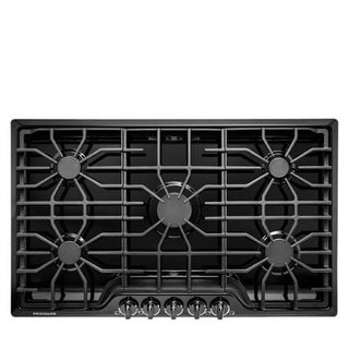Frigidaire FFGC3626S 36 Inch Wide Built In Natural Gas Cooktop with Ready Select