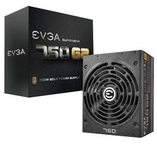 Evga Supernova 750 G2, 80+ Gold 750W, Fully Modular, Evga Eco Mode