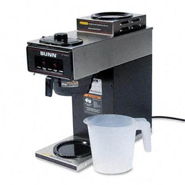 Shop 12 Cup Two Station Commercial Pour O Matic Coffee Brewer
