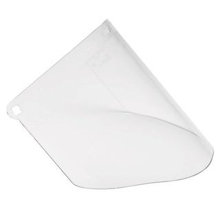 3M 90030 Replacement Polycarbonate Faceshield Window, Clear