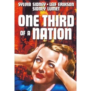 One Third of a Nation - DVD