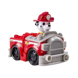 Paw Patrol Racers, Marshall's Fire Truck - Multi