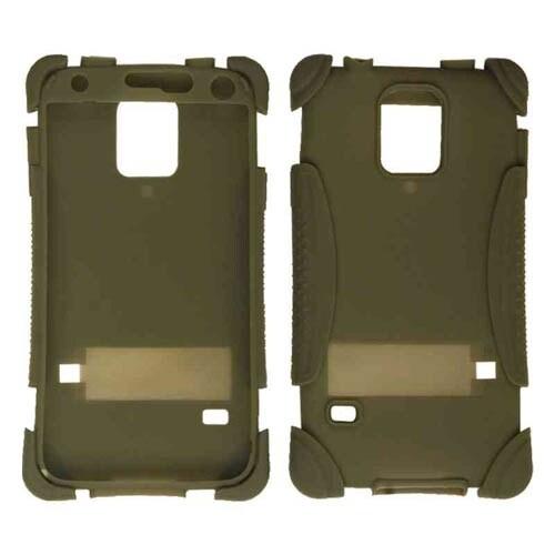 Kicker Series Skin Protector Case for Samsung Galaxy S5 / G900A / G900V / G900P