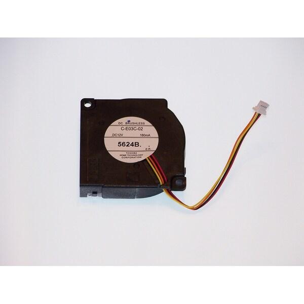 Epson Projector Lamp Fan: PowerLite 1751, PowerLite 1775W, PowerLite 1776W