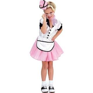 Soda Pop Girl Costume Child