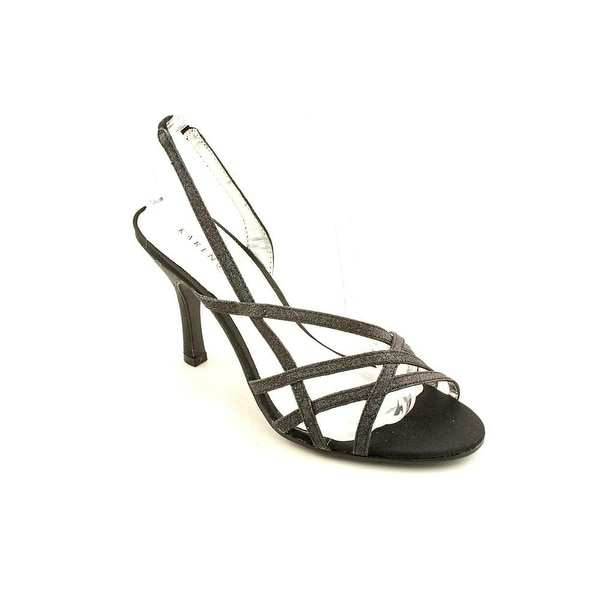 Karen Scott Kayden Women Open Toe Synthetic Sandals