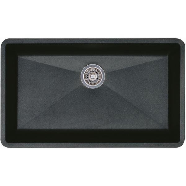 "Blanco 440150 Precis 32"" Undermount Single Basin Composite Kitchen Sink"