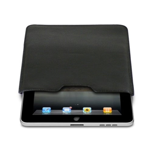 """Premiertek LC-IPAD-BK Premiertek LC-IPAD-BK Carrying Case (Sleeve) for iPad - Black - Scratch Resistant, Dirt Resistant, Dust"
