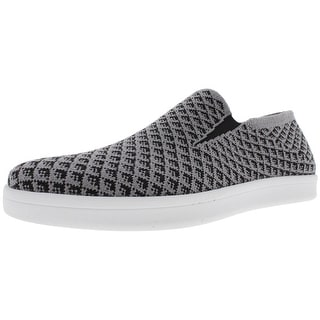 Mark Nason Mens Gotland Loafers Knit Slip On - 10.5 medium (d)