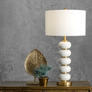 """Link to nuLOOM Hazel 29"""" Iron Table Lamp Similar Items in Table Lamps"""