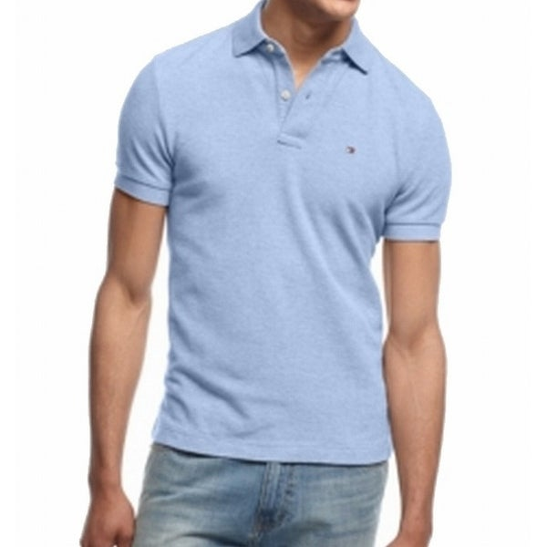 780135ee Shop Tommy Hilfiger NEW Covington Blue Mens Size 4XL Polo Rugby Cotton Shirt  - Free Shipping On Orders Over $45 - Overstock - 19856891