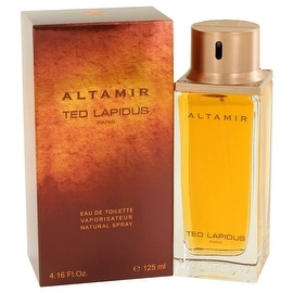 Altamir by Ted Lapidus Eau De Toilette Spray 4.2 oz - Men