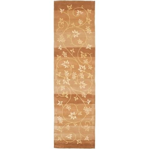 Safavieh Handmade French Tapis Tosha Shabby Chic Oriental Wool Rug