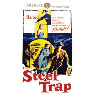 Steel Trap, The DVD Movie 1952