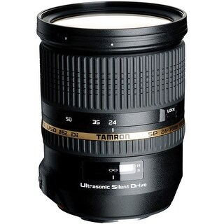 Tamron SP 24-70mm f/2.8 Di USD Lens for Sony Cameras (International Model)