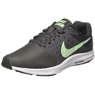 a34dc9867af0 Shop NIKE Women s Downshifter 7 Running Shoe Anthracite Fresh Mint Dark  Grey White Size 10 M US - Free Shipping Today - Overstock - 20984202
