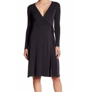 Spirit of Grace NEW Black Women's Size Medium M Sheath Wrap Dress|https://ak1.ostkcdn.com/images/products/is/images/direct/5b4be470a6a883850b3ebd5bf1b8997463169c08/Spirit-of-Grace-NEW-Black-Women%27s-Size-Medium-M-Sheath-Wrap-Dress.jpg?impolicy=medium