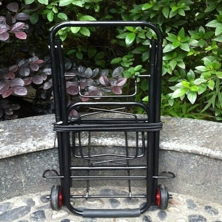 Folding Luggage Trolley Hand Truck Cart 20KG