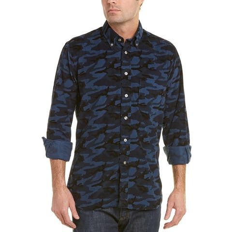 Bill's Khakis Classic Fit Woven Shirt
