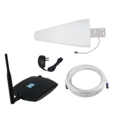 Zboost Antenna Booster For Cdma, Gsm, Gprs, Edge, 3G, At&T 4G Lte - Retail  Packaging - Black