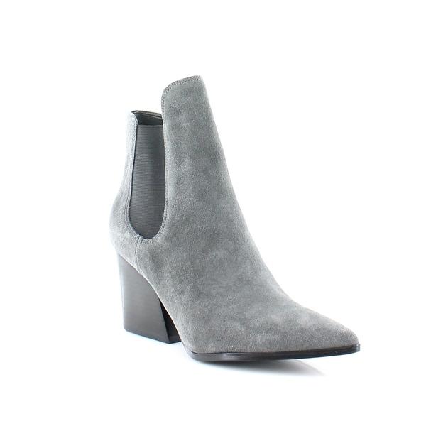 Kendall + Kylie Finley Women's Boots Gray Multi