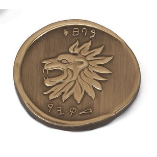 Grimm Coin Replicas Pin