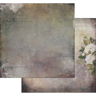 """Tattered Playground - Tattered Garden Double-Sided Cardstock 12""""X12"""" (20/Pack)"""