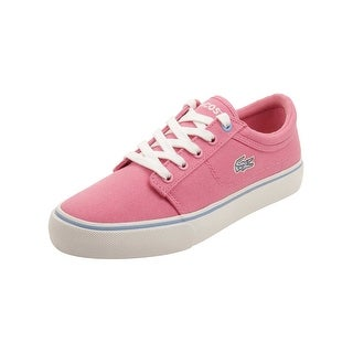 Lacoste Youth Vaultstar PPG Sneakers in Pink