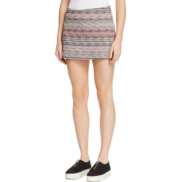 Shop Aqua Womens Skort Tweed Mini Free Shipping On