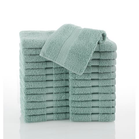 Martex Commercial Washcloth (Pack of 24)
