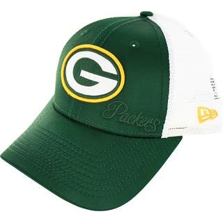 Green Bay Packers Women's Modern Mesh 9FORTY Baseball Cap|https://ak1.ostkcdn.com/images/products/is/images/direct/5b54578b7b1528651f9ce920cfd2e7668b5b7e78/Green-Bay-Packers-Women%27s-Modern-Mesh-9FORTY-Baseball-Cap.jpg?impolicy=medium