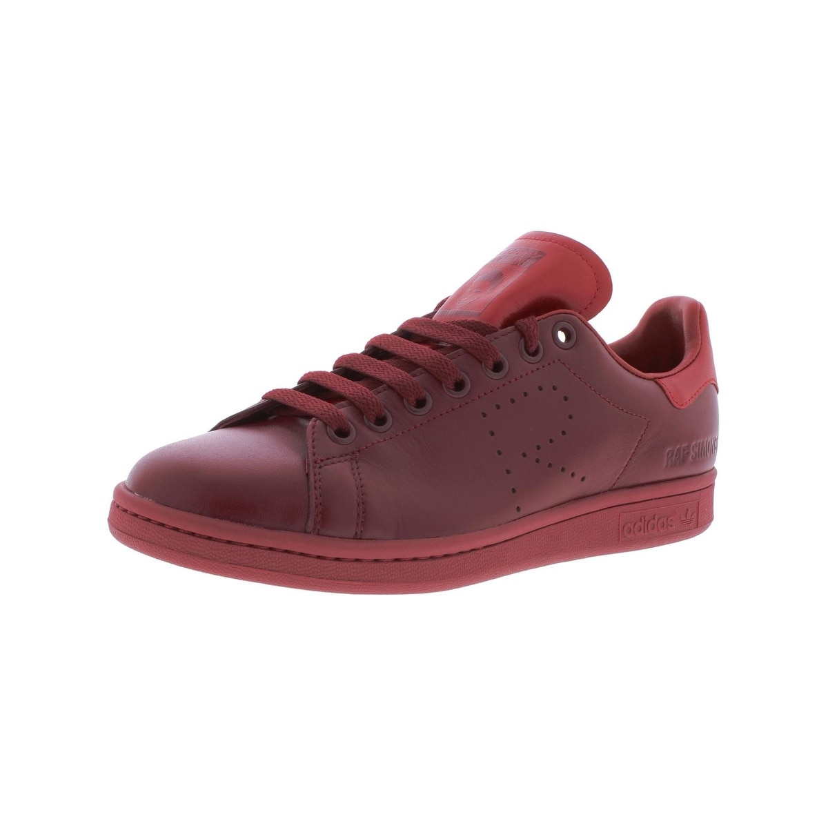 adidas Originals Womens Stan Smith Casual Sneakers Leather Low Top