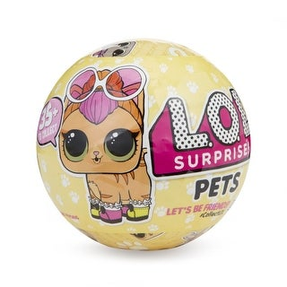 L.O.L. Surprise! Series 3 Pets Doll - multi