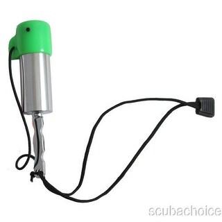 Scuba Choice Scuba Diving Safety Tank Rattle Stick Signal Bell