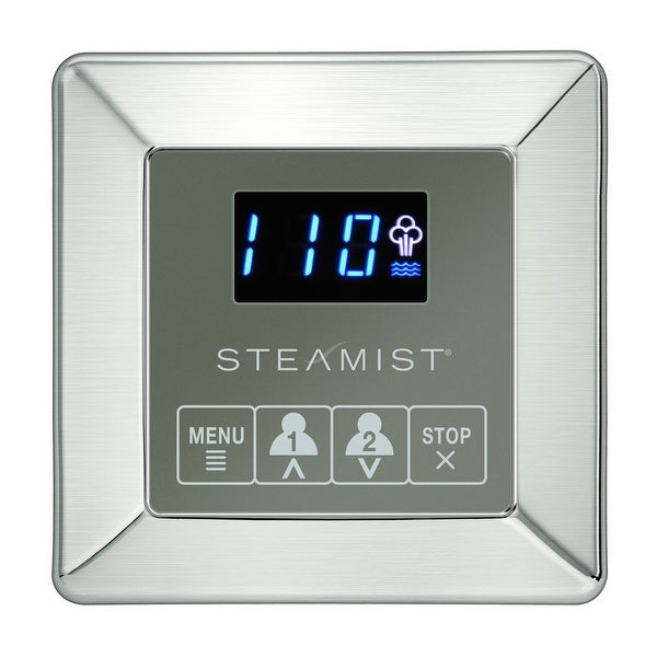 Steamist TSC-250 Total Sense Contemporary Steambath Control -